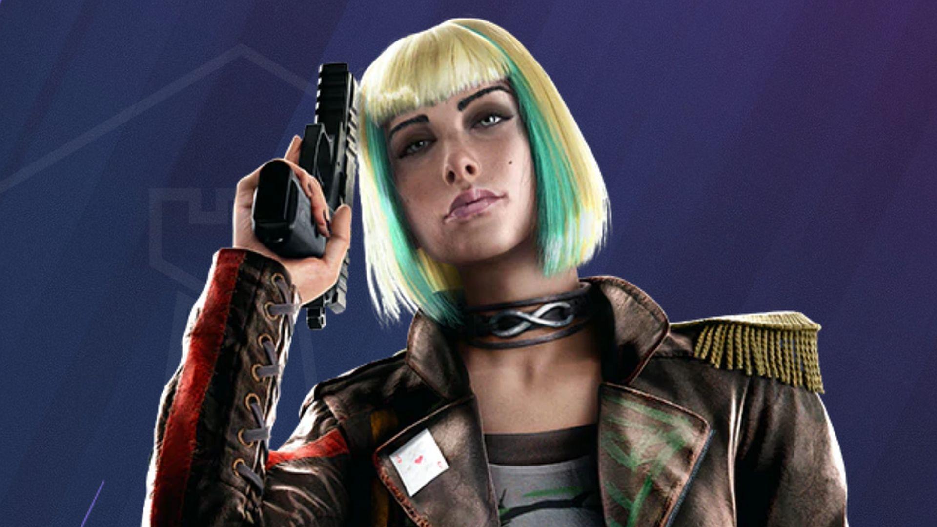 Rainbow Six Siege Y6S4's new operator sounds like Kapkan meets Ela