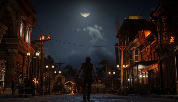 One modder's recreation of Undead Nightmare in Red Dead Redemption 2