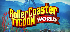 RollerCoaster Tycoon World tile