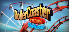 RollerCoaster Tycoon: Deluxe tile
