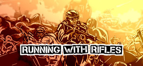 RUNNING WITH RIFLES tile