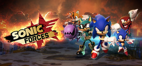 Sonic Forces tile