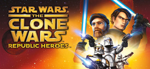 STAR WARS: The Clone Wars - Republic Heroes tile