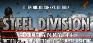 Steel Division: Normandy 44 tile