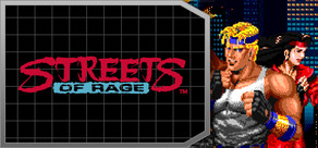 Streets of Rage tile