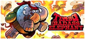 TEMBO THE BADASS ELEPHANT tile
