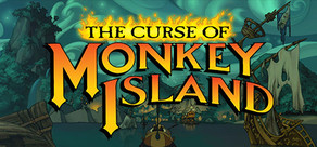 The Curse of Monkey Island tile