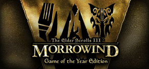 The Elder Scrolls III: Morrowind Game of the Year Edition tile