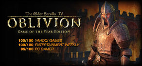 The Elder Scrolls IV: Oblivion Game of the Year Edition tile