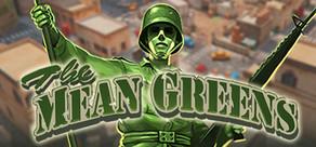 The Mean Greens - Plastic Warfare tile
