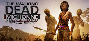 The Walking Dead: Michonne - A Telltale Miniseries tile
