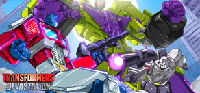 TRANSFORMERS: Devastation tile