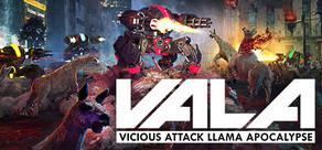 Vicious Attack Llama Apocalypse tile