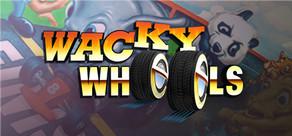 Wacky Wheels tile