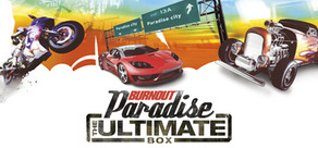 Burnout Paradise: The Ultimate Box tile