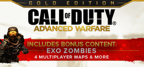 Call of Duty: Advanced Warfare - Gold Edition tile