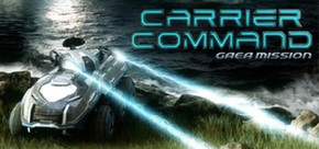 Carrier Command: Gaea Mission tile