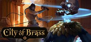 City of Brass tile
