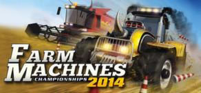 Farm Machines Championships 2014 tile