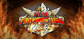 Fire Pro Wrestling World tile