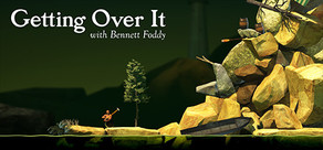 Getting Over It with Bennett Foddy tile