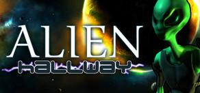 Alien Hallway tile