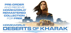 Homeworld: Deserts of Kharak tile