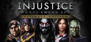 Injustice: Gods Among Us Ultimate Edition tile