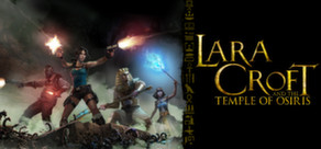 LARA CROFT AND THE TEMPLE OF OSIRIS tile