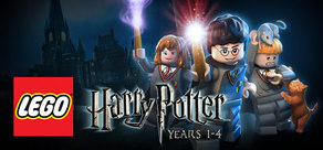 LEGO Harry Potter: Years 1-4 tile
