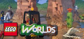 LEGO Worlds tile