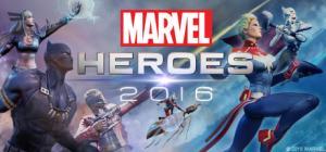 Marvel Heroes 2016 tile