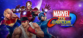 Marvel Vs. Capcom: Infinite tile