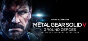 METAL GEAR SOLID V: GROUND ZEROES tile