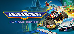 Micro Machines World Series tile
