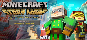 Minecraft: Story Mode - A Telltale Games Series tile
