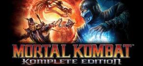 Mortal Kombat Komplete Edition tile