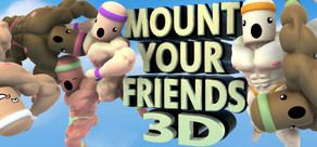 Mount Your Friends 3D: A Hard Man is Good to Climb tile