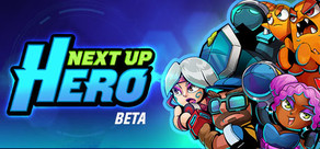 Next Up Hero Beta tile