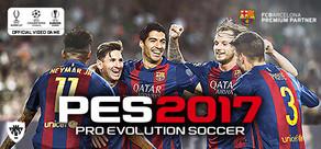 Pro Evolution Soccer 2017 tile