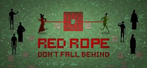 Red Rope: Don't Fall Behind tile