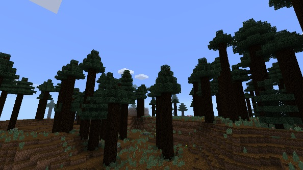 Minecraft Pocket Edition seed -1068624430