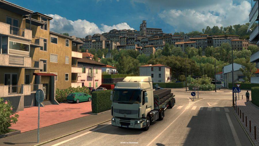 Euro Truck Sim 2 - Italy