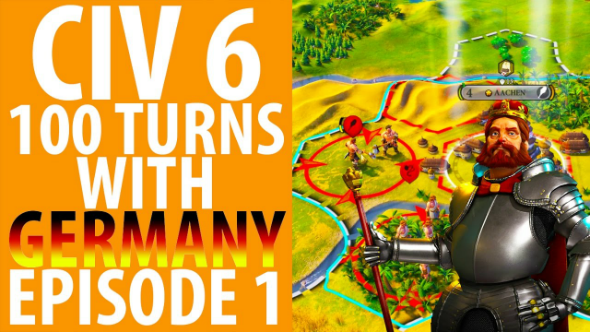 germany civ 6 let's play