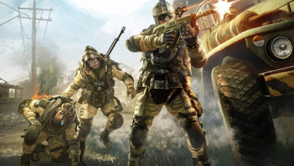 warface hands on inside crytek s mission to liberate the military