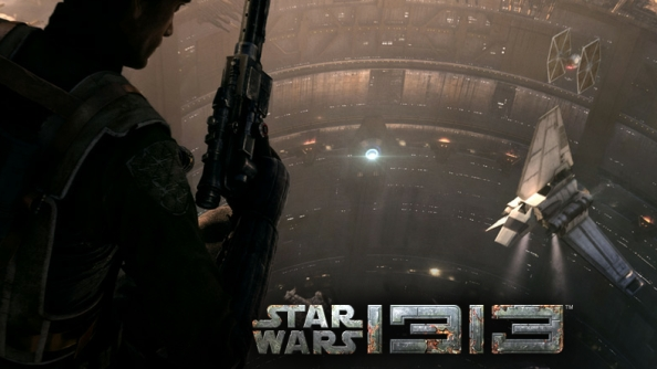 Star Wars 1313 is officially a thing: a bounty hunter third person action thing