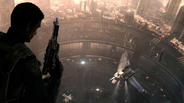 Star Wars 1313 trailer enters Uncharted depths