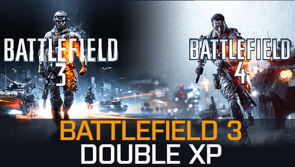 Battlefield 3 Double XP Event