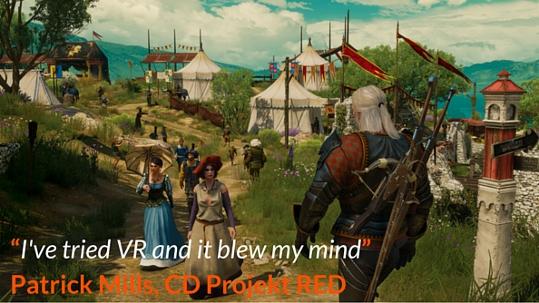 The Witcher 3 Blood & Wine Quest Design Masterclass