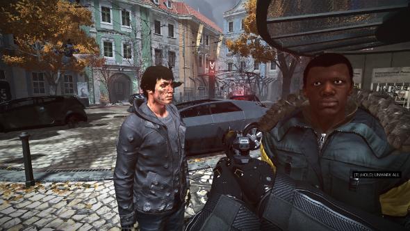 Deus Ex Mankind Divided PC port review low